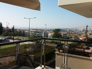elegant maisonette 120 sqm with amazing view