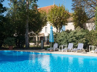 Le Trabet: L'OLIVIER - luxurious villa in the countryside close to Carcassonne