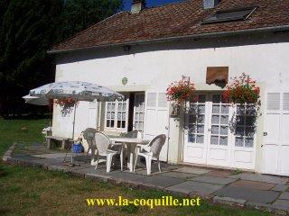 Gite de France pour 5 personnes dans les Vosges du Sud