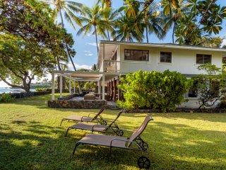 Seaside Zen Cottage on the Beach in Kailua Kona