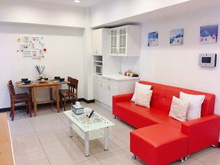 Taipei Main Station, Q Square Garden, 2 Bedroom Apartment in Taipei F17