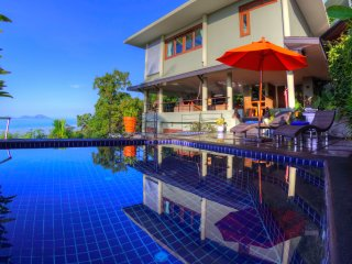 Magnificent Ocean View One Bedroom Villa with Complimentary Car & Free Transfer