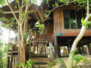 Natural House 2 Bedrooms Makmai 1 Sea View on Phi Phi Islands