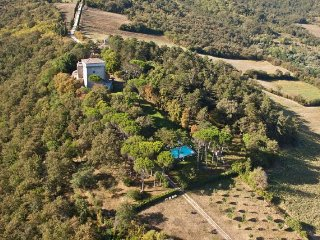 11 bedroom Villa in Carbonesca, Umbria, Italy : ref 5218486