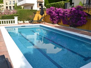 Villa with Private pool and fantastic sea views