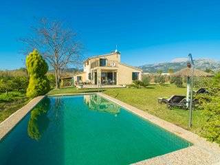 SES ROTGES - Villa for 8 people in Selva
