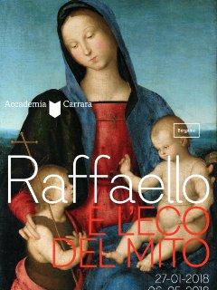 Mostra 'Raffaello e l'eco del mito'