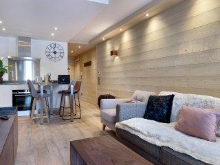 Le C - A10 - Appartement chaleureux dans résidence neuve centre Courchevel 1650