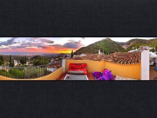 360º Stunning views Mijas Pueblo