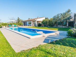 SERRAL - Villa for 7 people in Sa Pobla