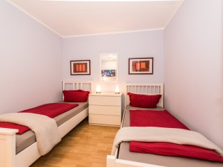 BR.-Nr.-1 Twin beds