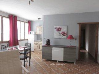 Location appartement: Lumineux F3  2 à 6 personnes, vue sur le massif du SANCY