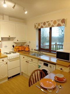 Our self-catering kitchens have all you need to cook during your stay.
