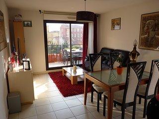 (9) luxueux appartement avec terrasses centre ville