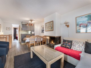 Apartment Meribel 26 - Great Location in Meribel