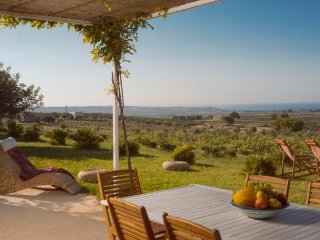 Villa with stunning Seaviews, Villa Melograno, Menfi