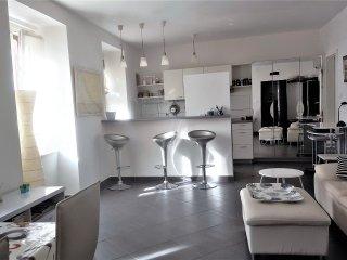 Appartement de 64 m², clim,  avec jardin privatif
