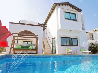 Cyprus Holiday Villa GALYA Profile