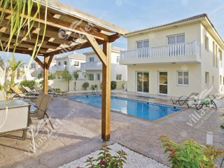 Cyprus Holiday Villa HARA Profile