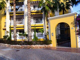 Апартаменты с 3 спальнями в Aldea del Mar