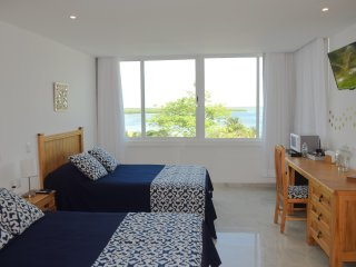 STUDIO 1 EN EXPECTACULAR PLAYA, MAR CARIBE