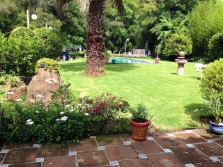 Preciosa casa de descanso en Tepoztlan