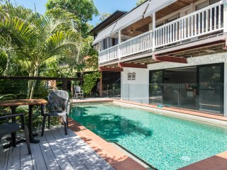 Imagine relaxing by your private pool in Noosa Heads.....