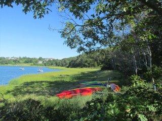 Deeded Access to Mill Pond, Near Nauset Beach