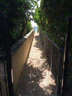 Our Beach access