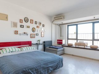 【Robo home】Cozy Studio with nice view in the heart of Beijing