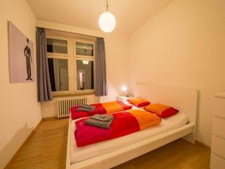 ZH Seefeld-Kreuzstrasse - HITrental Apartment Zurich