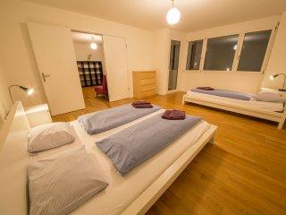 ZH Kreuzplatz II - HITrental Apartment Zurich