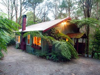 A Cottage in the Forest Olinda Cottage in the Forest - 2017