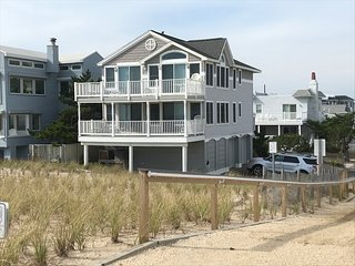 Stunning Ocean Front on Long Beach Island in Beach Haven Gardens