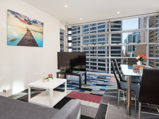✈Let's stay in CBD -2BR next to Darling Harbour&ICC