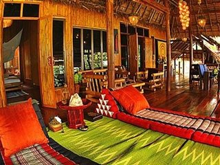Natural Hut 4 bedrooms