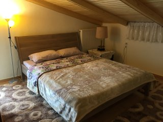 Elena's attic.