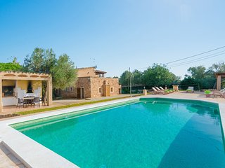 ES FIGUERAL - Villa for 8 people in Campos