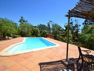 Villa 6 pax en Playa de Palma, piscina privada, Wifi, AACC en habitaciones