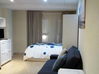 Apartamento Estudio entre la Marina, explanada y el Ayuntamiento Playa a 350 mt