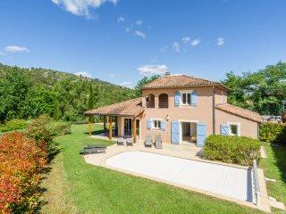 Villa Jaulet voor 10 personen met privezwembad