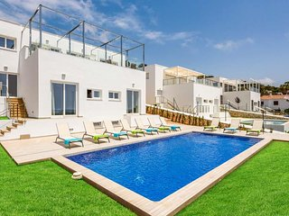 5 bedroom Villa in Torre Soli Nou, Balearic Islands, Spain : ref 5487992