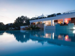 4 bedroom Villa in Es Cubells, Balearic Islands, Spain : ref 5047350