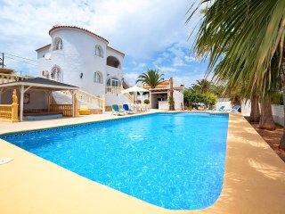 4 bedroom Villa in Casas de Torrat, Valencia, Spain : ref 5570872
