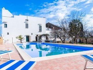 7 bedroom Villa in Melissano, Apulia, Italy : ref 5570373