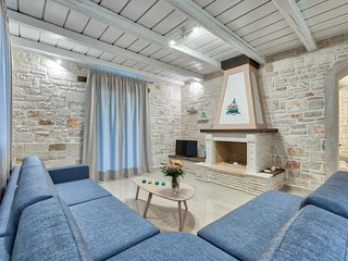 4 bedroom Villa in Pigadakia, Ionian Islands, Greece : ref 5570379