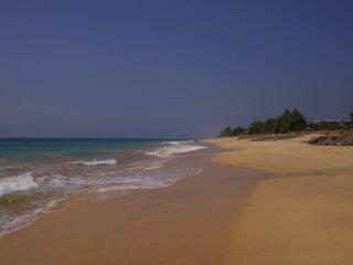 Thenu Villa - Haus fuer 5 Personen - Hikkaduwa - Sri Lanka - 100 m zum Strand