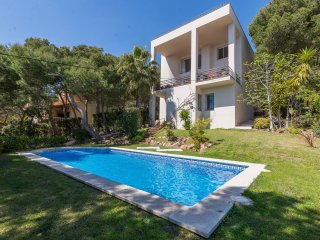 4 bedroom Villa in Tamariu, Catalonia, Spain : ref 5425140