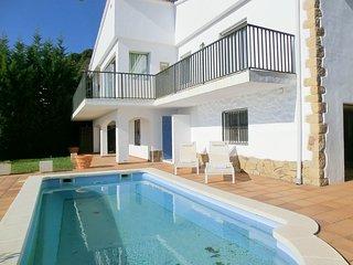 4 bedroom Villa in Lloret de Mar, Catalonia, Spain : ref 5570840