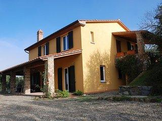 6 bedroom Villa in Lucignano, Tuscany, Italy : ref 5228642